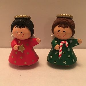 Hallmark Salt & Pepper Shakers (Angels)
